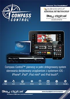 COMPASS CONTROL - PROGRAM CERTYFIKOWANY INTEGRATOR