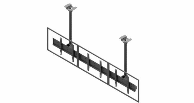 Uchwyt sufitowy do ekranów informacyjnych MBV3155-L
