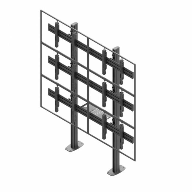 Videościanka stacjonarna, układ poziomy 2x3 VWSA2357-L