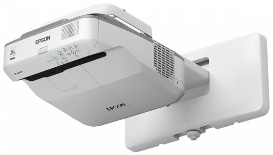 Projektor ultra krótkoogniskowy EB-675Wi