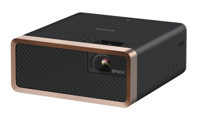 Przenośny projektor do kina domowego EF-100B