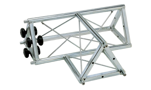 "Triangular Truss, 3 Ways ""T""-Style, Male - 00842"