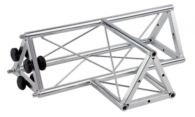 "Triangular Truss, 3 Ways ""T""-Style, Female - 02024"