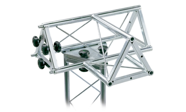 "Triangular Truss, 4 Ways ""T""-Style, Female - 02025"