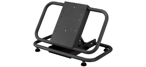 Składany wózek podłogowy do monitora - 08300