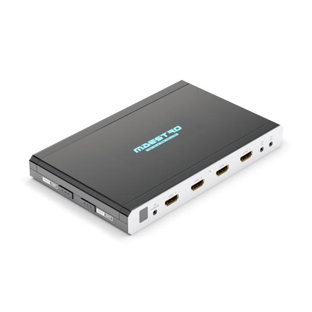 HDFury Maestro 4K  Matryca/Przełącznik HDMI oraz Extender HDBaseT 4x2 (Nadajnik) - HDF0150-TX