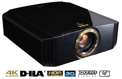 Projektor do kina domowego DLA-RS540