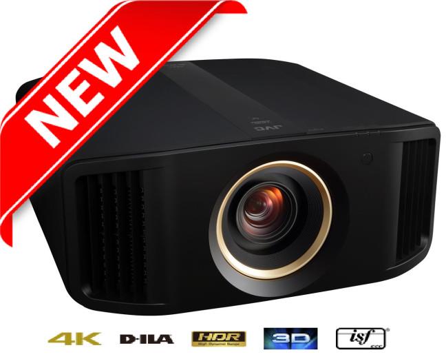 JVC Projektor do kina domowego DLA-RS3000