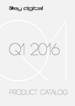 KEY DIGITAL Q1-2016