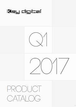 KEY DIGITAL Q1-2017
