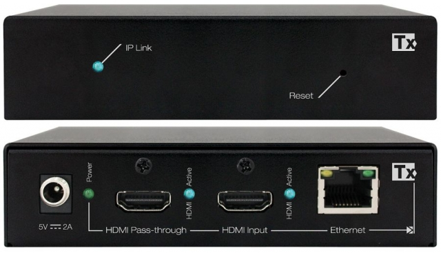 Nadajnik HDMI over IP KD-IP1080Tx