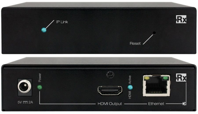 Odbiornik HDMI over IP KD-IP1080Rx