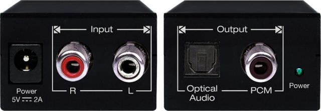 Konwertery Audio A/D KD-AAXDA