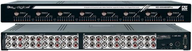 Matryca Audio KD-MXA8x8Pro