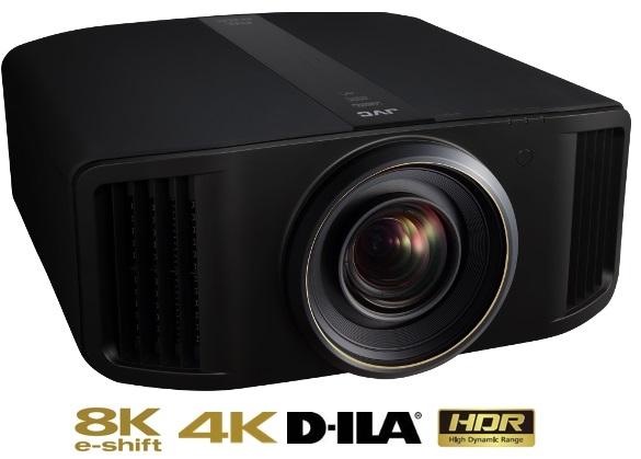 Nowe projektory JVC Reference Series już dostępne - rzeczywiste 4K, szklane obiektywy i 8K e-shift
