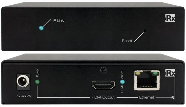 Odbiornik HDMI over IP KD-IP1080Rx