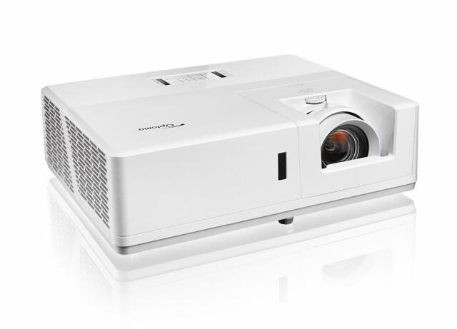 Optoma Projektor instalacyjny ZU606Te