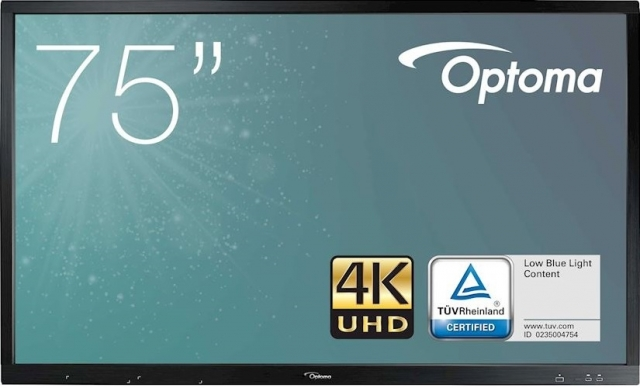 Optoma monitor interaktywny OP751RKe