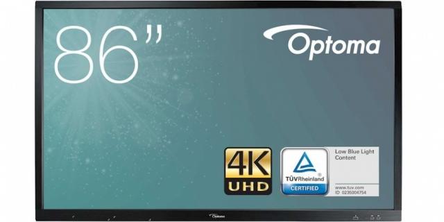 Optoma monitor interaktywny OP861RKe