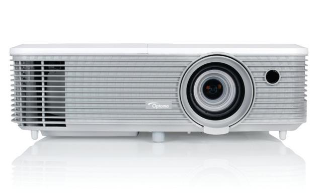 Optoma Projektor X400+