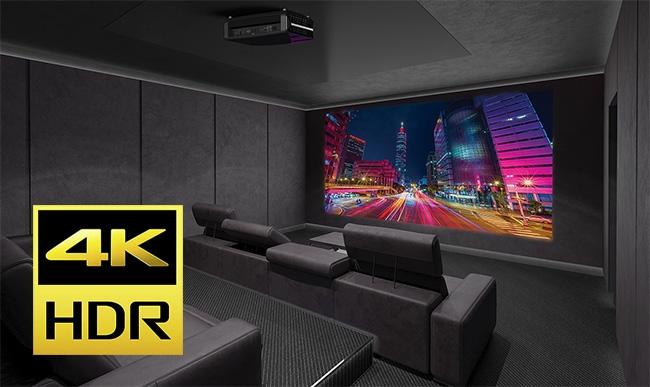 Projektory 4K - Super PROMO na wybrane modele SONY i Optoma