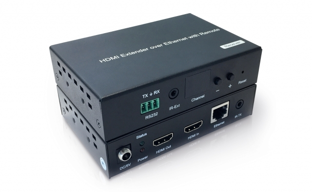 Extender Nadajnik PT-IPAV-E2-TX – 2K HDMI over IP