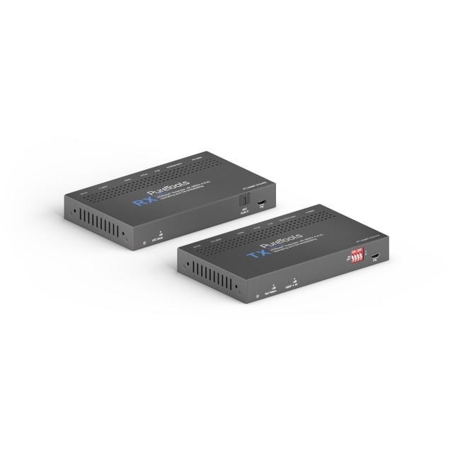 Ekstender HDMI HDBaseT 18G, 4K PT-HDBT-210