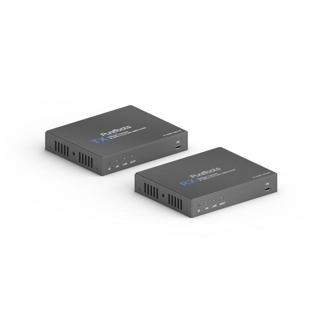Ekstender HDMI HDBaseT 18G, 4K PT-HDBT-1002