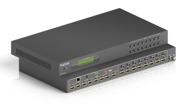 Przełącznik matrycowy HDMI 8x8 4K 18Gbps - PT-MA-HD88UHD