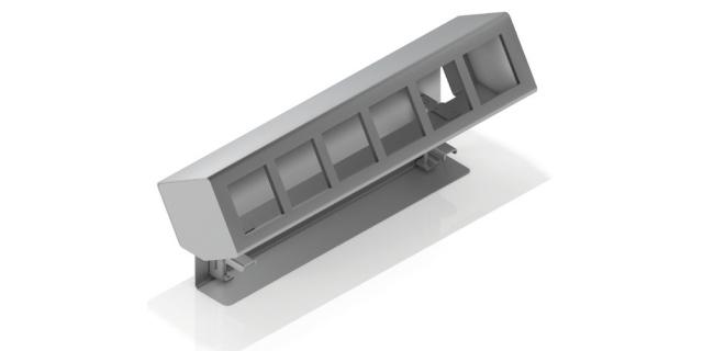 Przyłącze stołowe PC-MINI6 – 6 portów