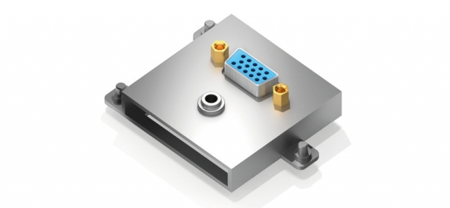 Gniazdo VGA + Audio