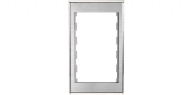PureID ID-WP-FRAME-2 - Wallplate frame 5 slot