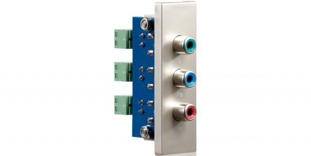 PureID ID-WP-MOD-RB - Component wallplate