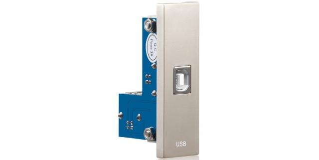 PureID ID-WP-MOD-USA - USB-B wallplate
