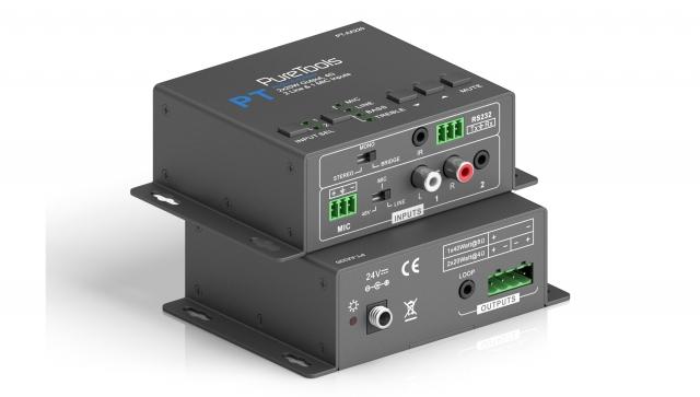 Wzmacniacz Audio 2x20W - PT-AA220