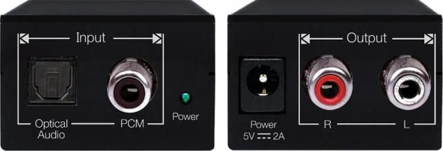 Key Digital Konwertery Audio D/A A/D