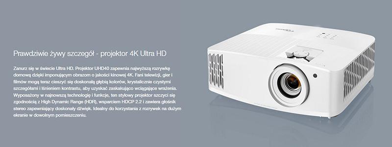 Optoma 4K UHD42