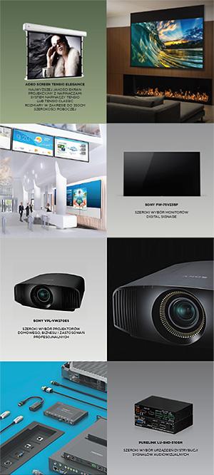 projektory dystrybutor